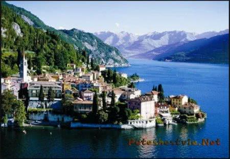 Красивейшие озера Италии