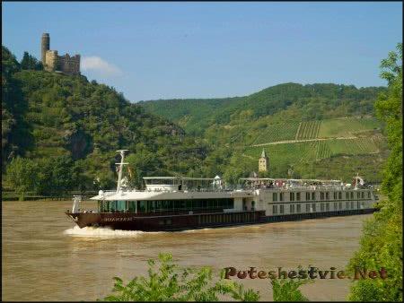 круиз на теплоходе по реке Дунай в Европе