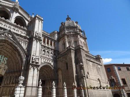 Достопримечательности испанского города Толедо