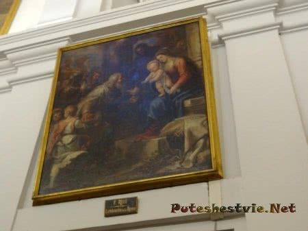 Экспонат музея Кафедрального толедского собора