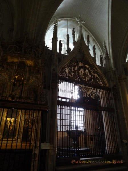 Что посмотреть в Кафедральном соборе Толедо