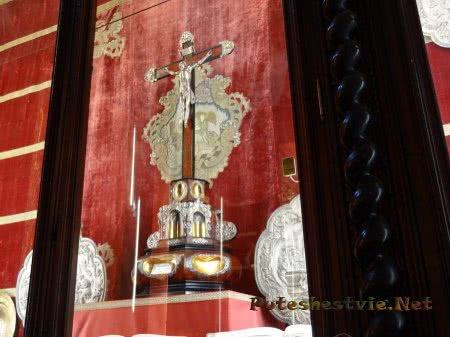 Экспонат музея толедского собора Святой Марии