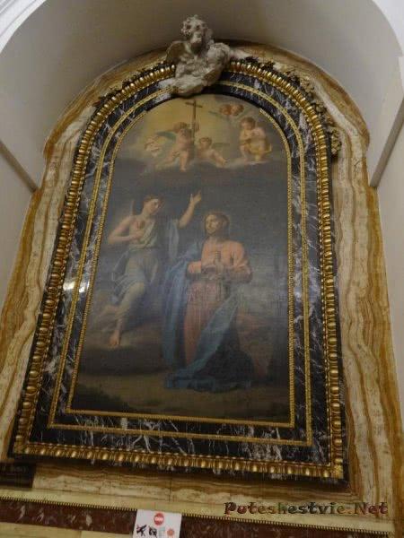 Мировые шедевры в музее Кафедрального собора Толедо