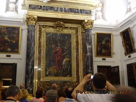 Коллекция живописи в музее Собора Святой Марии