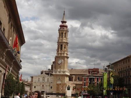 Интересные места испанской Сарагосы