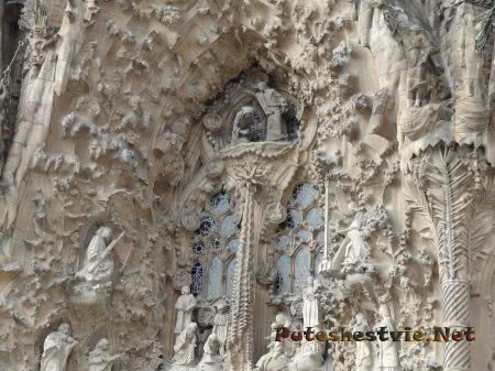 Библия в камне - храм Святого Семейства в Барселоне