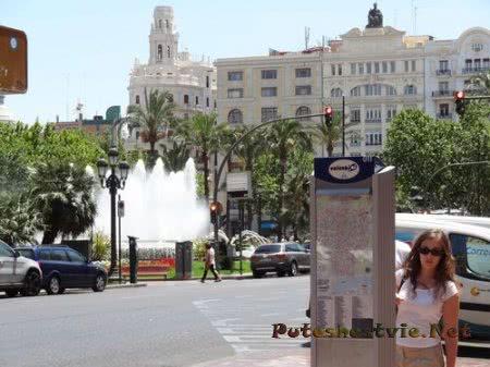 Валенсия – жемчужина Испании