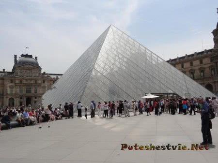 Французский Лувр