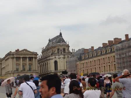 Здания комплекса Версаль