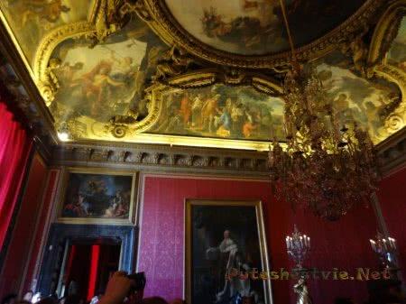 Очаровательная комната в Версале
