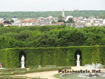 Статуи и фонтаны Версаля
