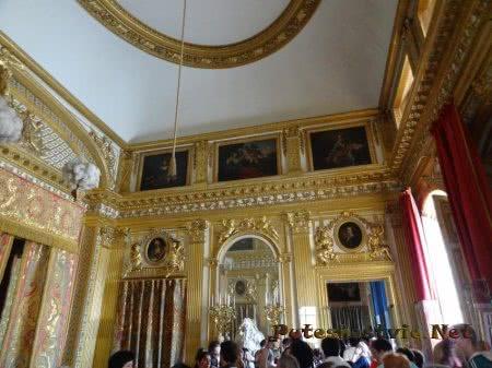 Королевская комната в Версале
