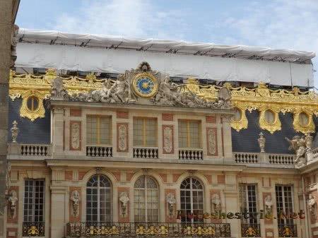 Часы Версаля