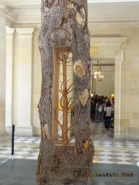 Экспонат зала Версаля