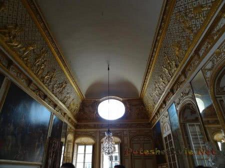 Роскошь небольшой комнатки в Версале
