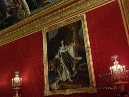 Интерьеры комнат Версальского дворца