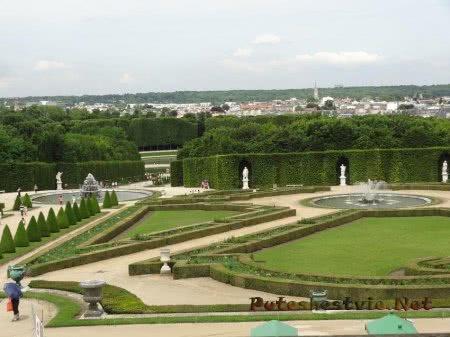 Садовый комплекс Версаля