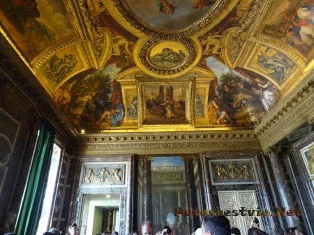 Красота версальских залов