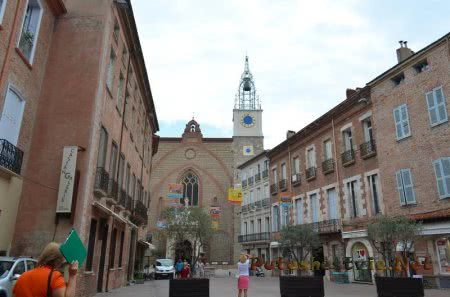 Перпиньян – город Франции