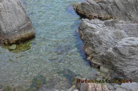 Чистейшая морская воды в Ллорет-де-Мар