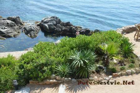 Очень красивое испанское побережье Коста Брава