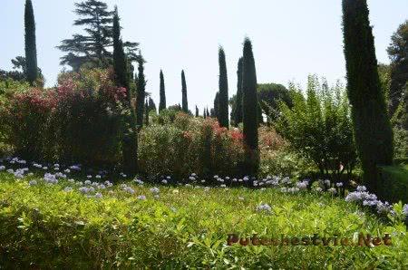 Самый красивый уголок Ллорет-де-Мар
