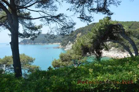 Коста Брава красивейшее побережье Испании