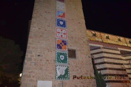 Башня в Ллорет-де-Мар