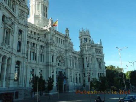 Как мы отдыхали в Мадриде