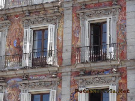 Здание Casa de la Panaderia