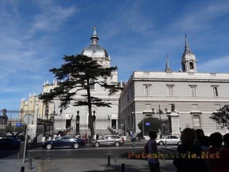 Католический собор Мадрида