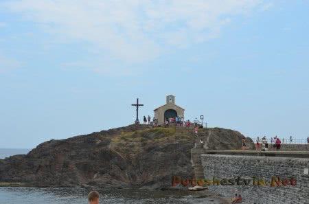 Коллиур – начало Лазурного берега Франции