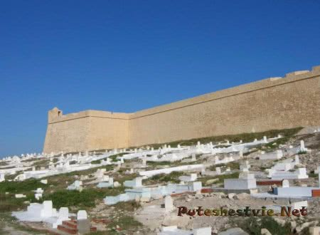 Тунис и его наилучшие куроты