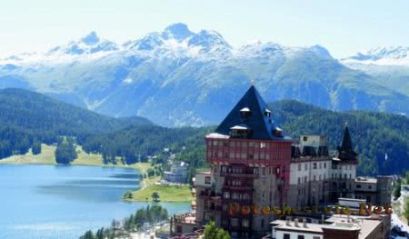 Просторы Швейцарии