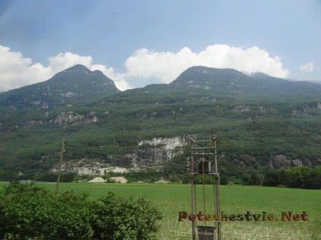 Что может быть прекрасней гор