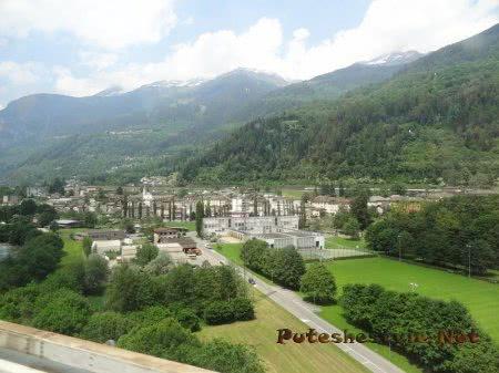 Растущий городок Швейцарии
