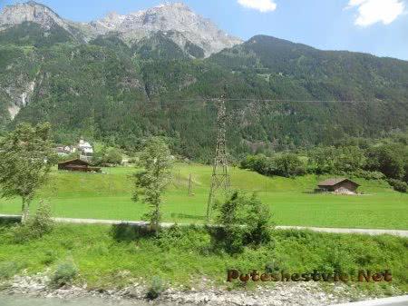 Идеальное место для жизни в Швейцарии