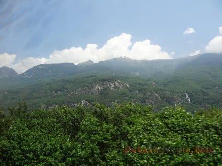 Мощь Альпийских гор