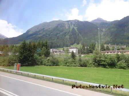Красота Альп