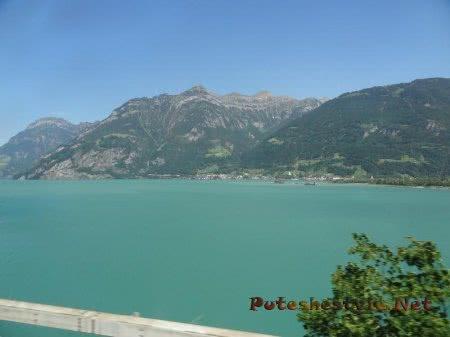 Красивейший уголок Швейцарии