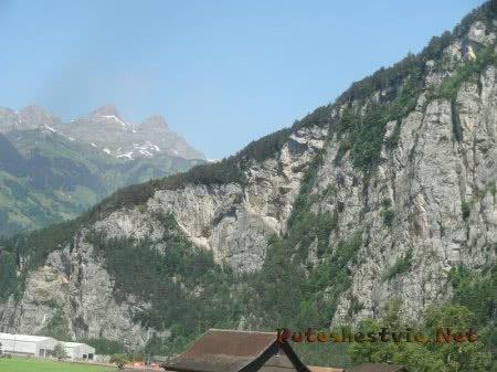 Швейцарские Альпы восхитительны