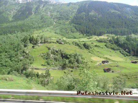 Затерянные в Альпах фермы