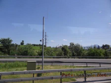 Горные трассы Швейцарии