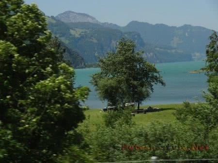 Идеальное место отдыха в Швейцарии