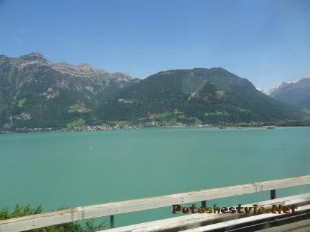 Чудесные виды Швейцарии