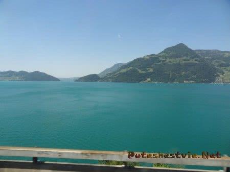 Швейцарские Альпы невероятно красивы
