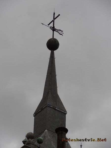 Башня Эскориала