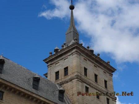 Декор крыши Эскориала