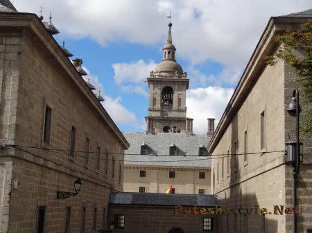Главная башня Эскориала