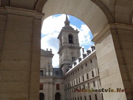 Часовая башня и колокольня Эскориала
